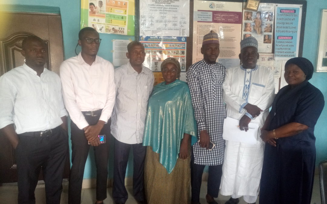 JD Lab signs MOU with Niger State College of Nursing Sciences.