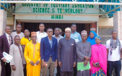 RECAP: 3-DAY TRAINING OF MDAs ICT DESK OFFICERS ON NIGER STATE WEB PORTAL